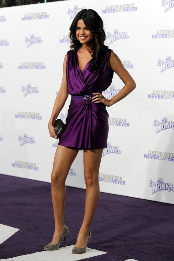 Selena Gomez dresses 3
