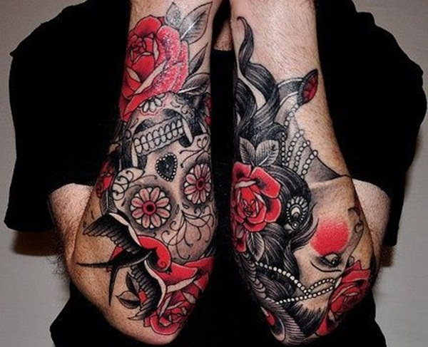 Sleeve tattoo ideas 4