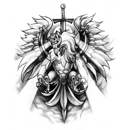 Tattoo design 2