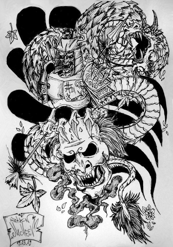 Tattoo design 5