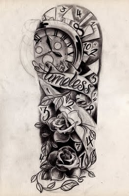Tattoo sleeve designs 2