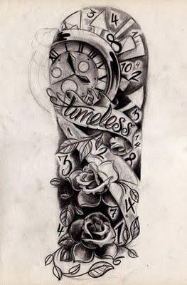 Tattoo sleeve designs 2