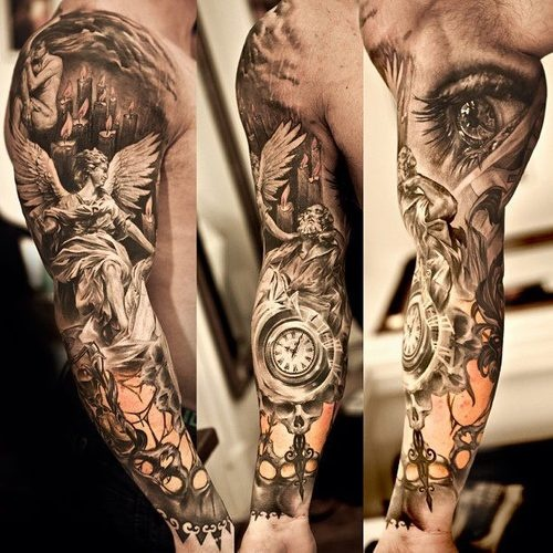 Tattoo sleeve designs 5