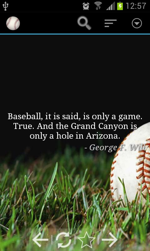 Baseball quotes about teamwork