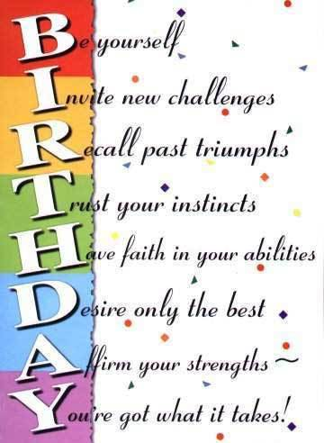 birthday quotes 2