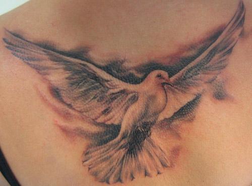 dove tattoo designs 3