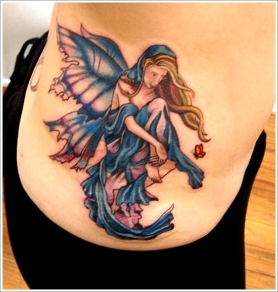 fairy tattoo designs 3