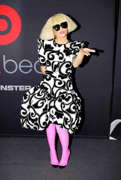 fashion lady gaga 1