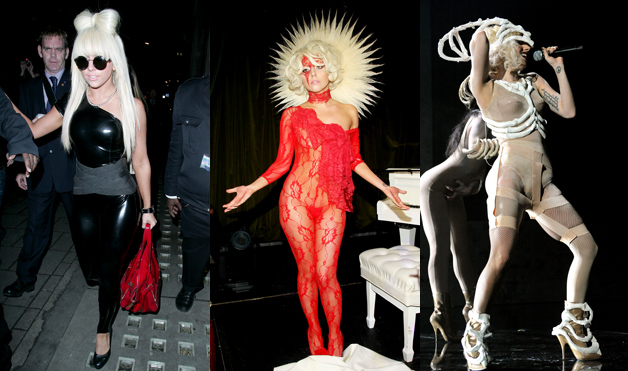 fashion lady gaga 2