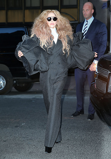 fashion lady gaga 6