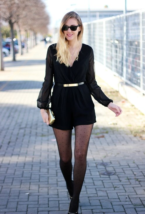 Fashionable black dress, fashion, outfits, lady, photoshoot