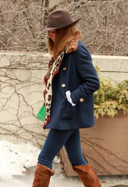 Fashionable street style, outfits, hat, lady, image