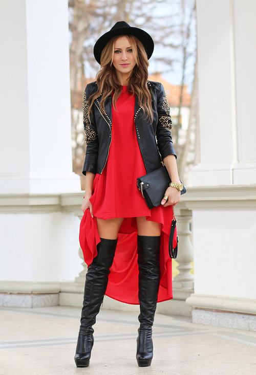 Fashionable street style, outfits, hat, lady, photoshoot