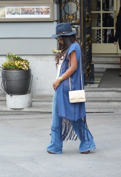 Fashionable street style, outfits, trendy hat, lady, pics