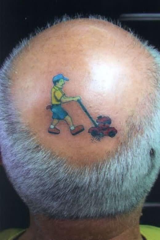 funny tattoo 1