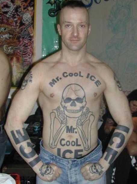 funny tattoo 2