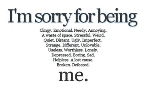 im sorry quotes 5