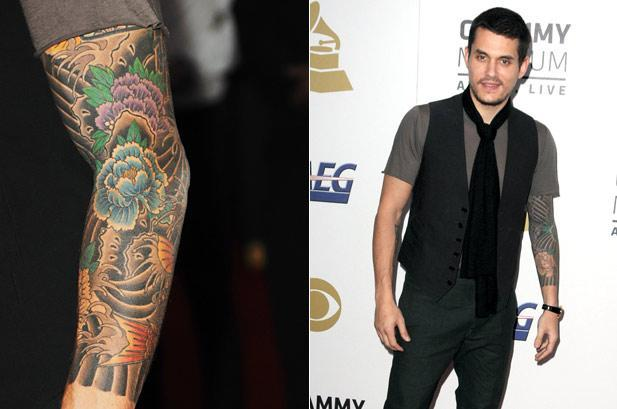 john mayer tattoo 6