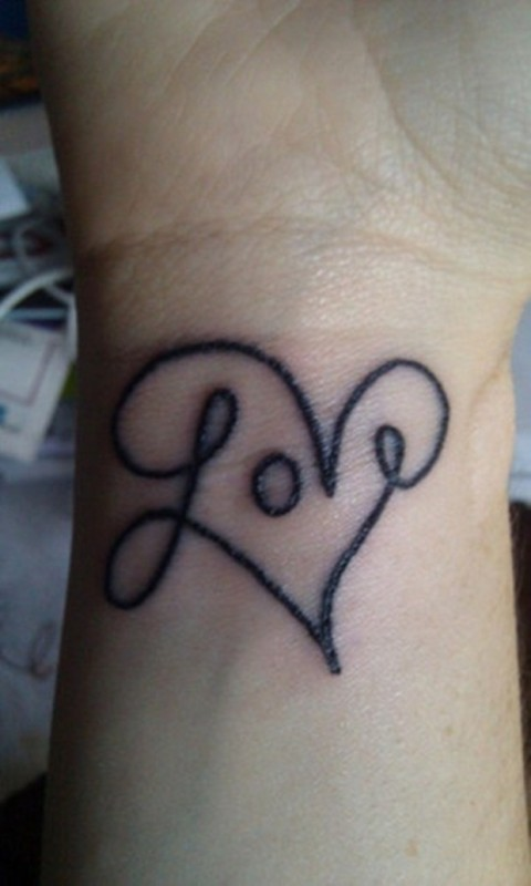 love tattoo designs 1
