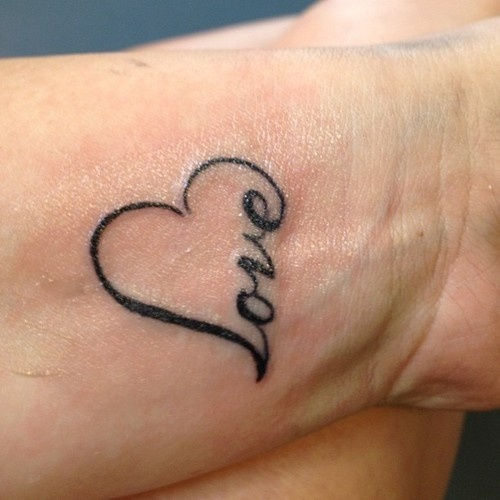 love tattoo designs 3