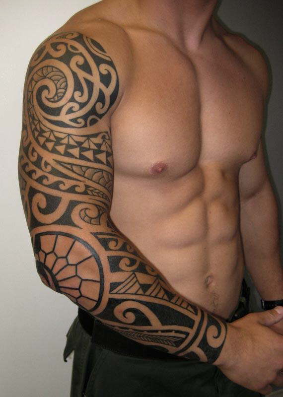 maori tattoo meanings 6