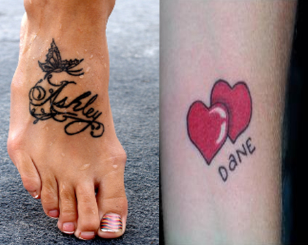 name tattoo ideas 6