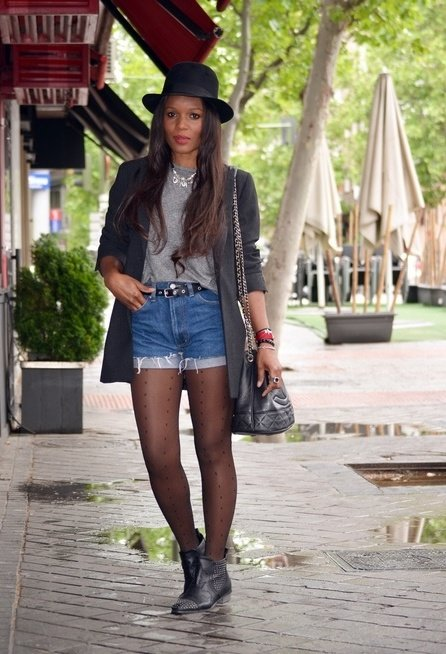 Nice model, trendy hat, fashion, outfits, woman, photography