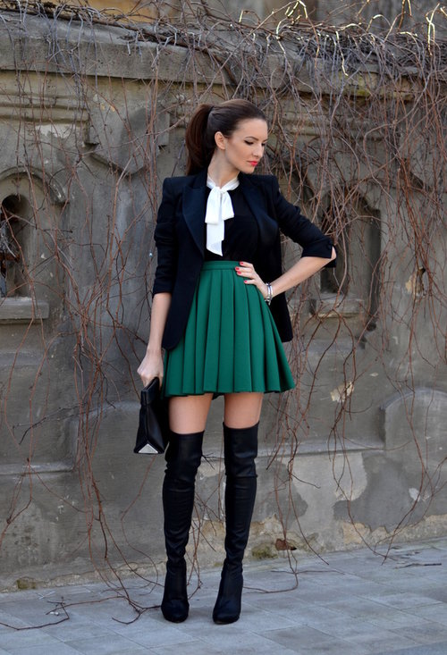 Pencil skirt, fashion, style, outfits, girl, photoshoot