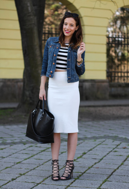 Pencil skirt, fashion, style, outfits, lady, photography
