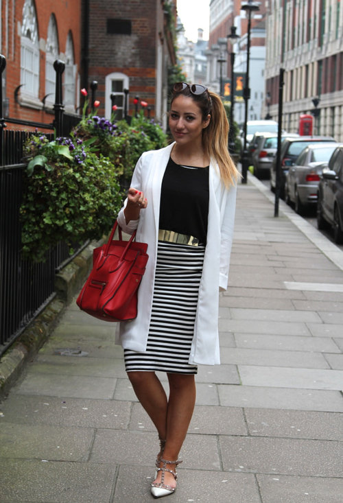 Pencil skirt, fashion, style, outfits, lady, pics