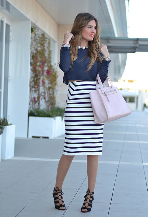 Pencil skirt, fashion, style, outfits, woman, image