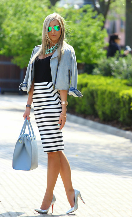 Pencil skirt, fashion, style, outfits, woman, photography