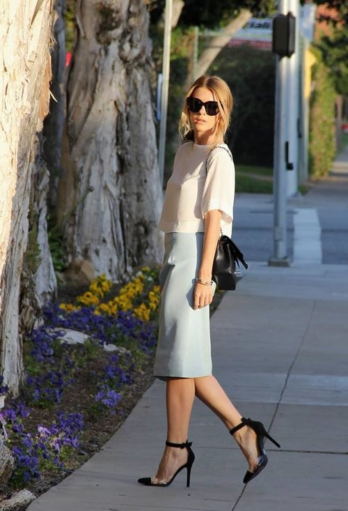 Pencil skirt, fashion, style, outfits, woman, photoshoot