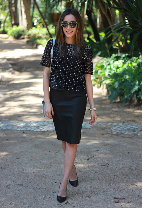 Pencil skirt, fashion, style, outfits, woman, picture