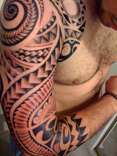 polynesian tattoo designs 2