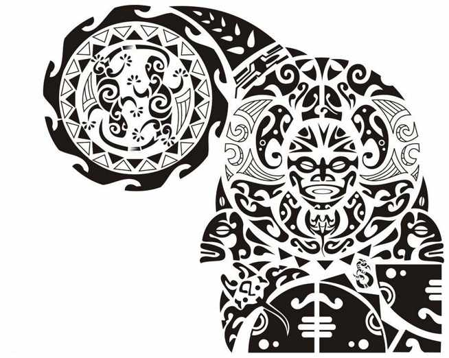 polynesian tattoo designs 3
