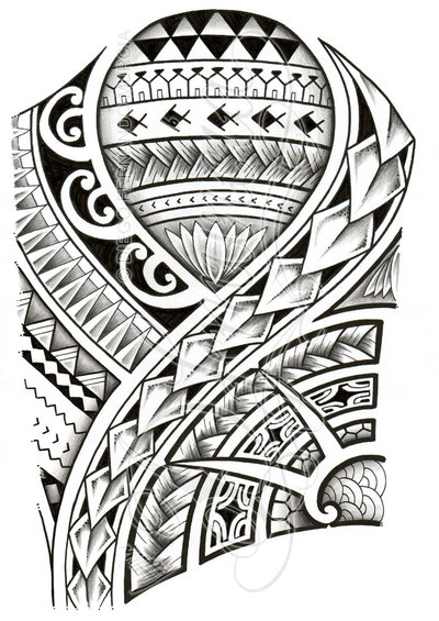 polynesian tattoo designs 6