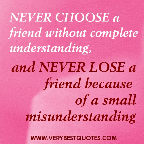 quotes about friendship 3