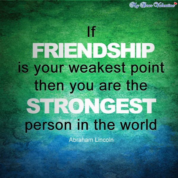 quotes about friendship 6