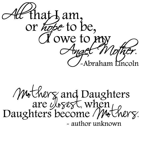 quotes about mothers 1