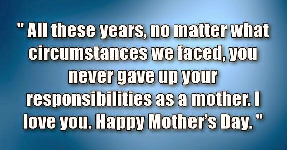 quotes about mothers 6