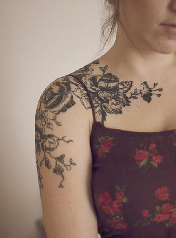shoulder tattoo designs 5