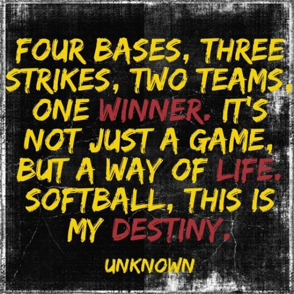 softball quotes 2