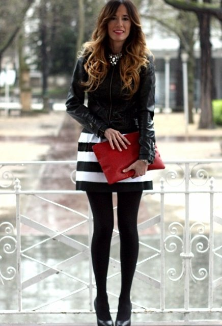 Stylish model, fashion, outfits, pencil skirt, woman, picture