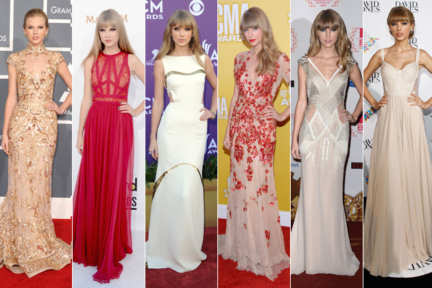 taylor swift dresses 4