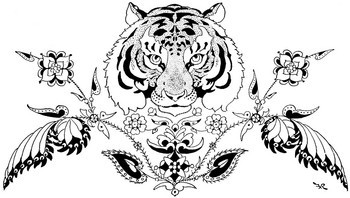 tiger tattoo designs 2