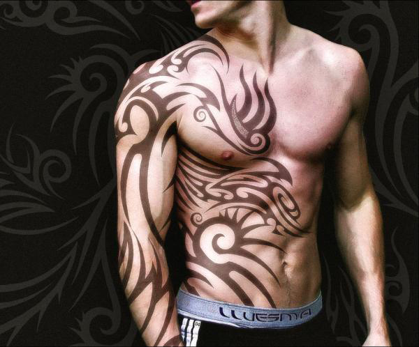 tribal tattoo meanings 3