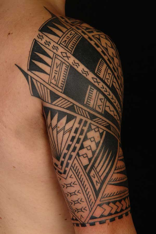 tribal tattoo meanings 5