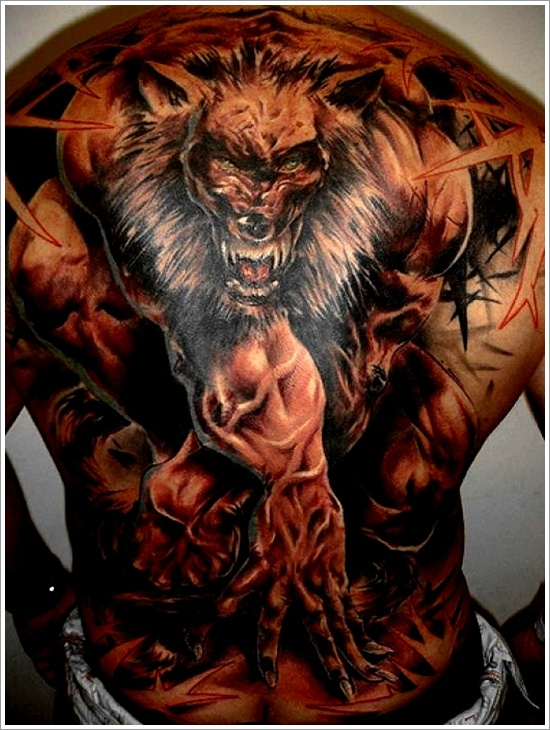 wolf tattoo designs 2