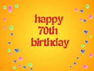 70th birthday quotes 4